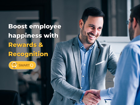 How to create a Rewards and Recognition program for a company?