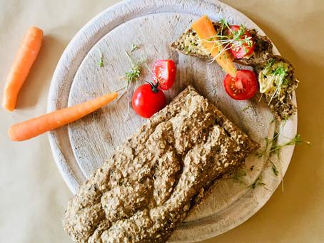 Glutenfreies Haferbrot selber backen       - So einfach geht's!