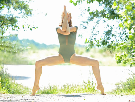 Entschlossenheit & Hatha- Yoga
