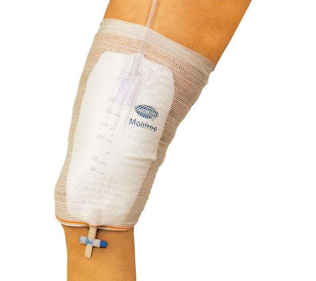 Poche de jambe