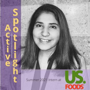 Agrima Sachdev - US Foods