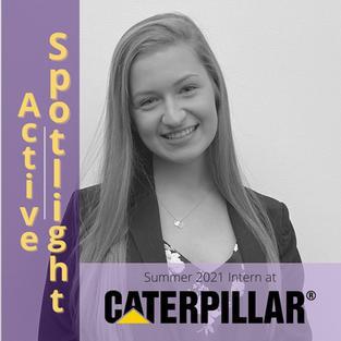 Lauren Hamlin - Caterpillar Inc.