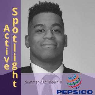 Reggie Brown - Pepsico
