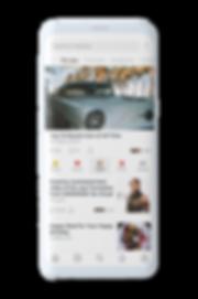 smart news feed