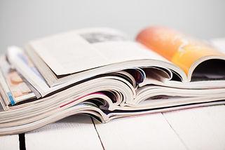 Publikationen, Veröffentlichungen, Redakteurin