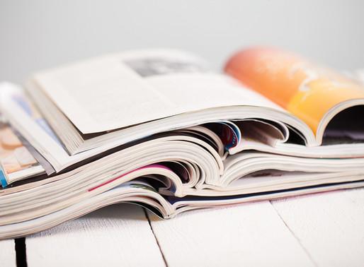 Dora Guimarães na Primeira Edição da Revista In Edit Life!