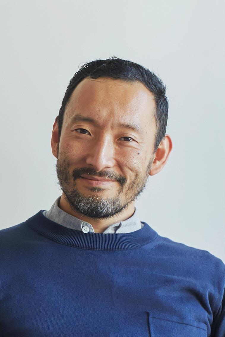 Ritratto dell'architetto Takahiro Ushijima