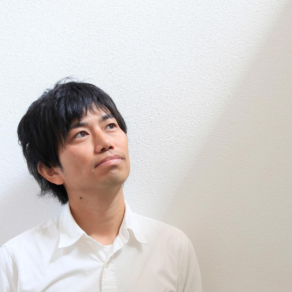 Ritratto dell'architetto Katatsutoshi Sasaki
