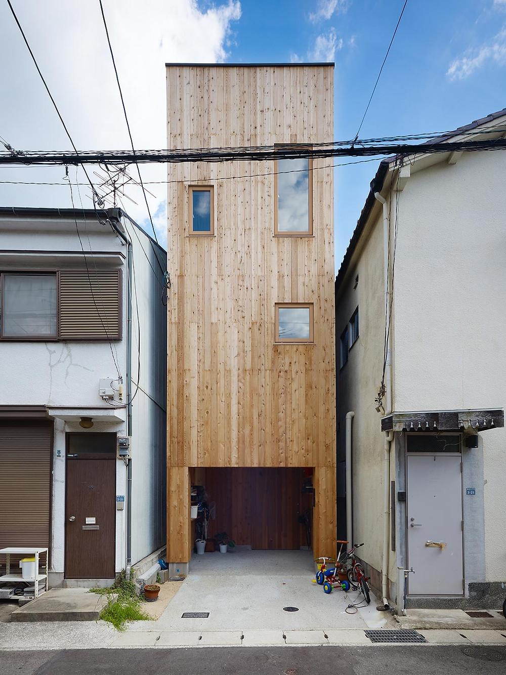 Tiny House in Kobe