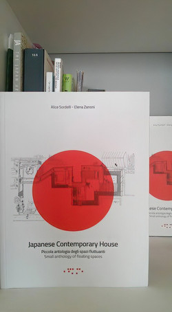 cover Japanese Contemporary House
