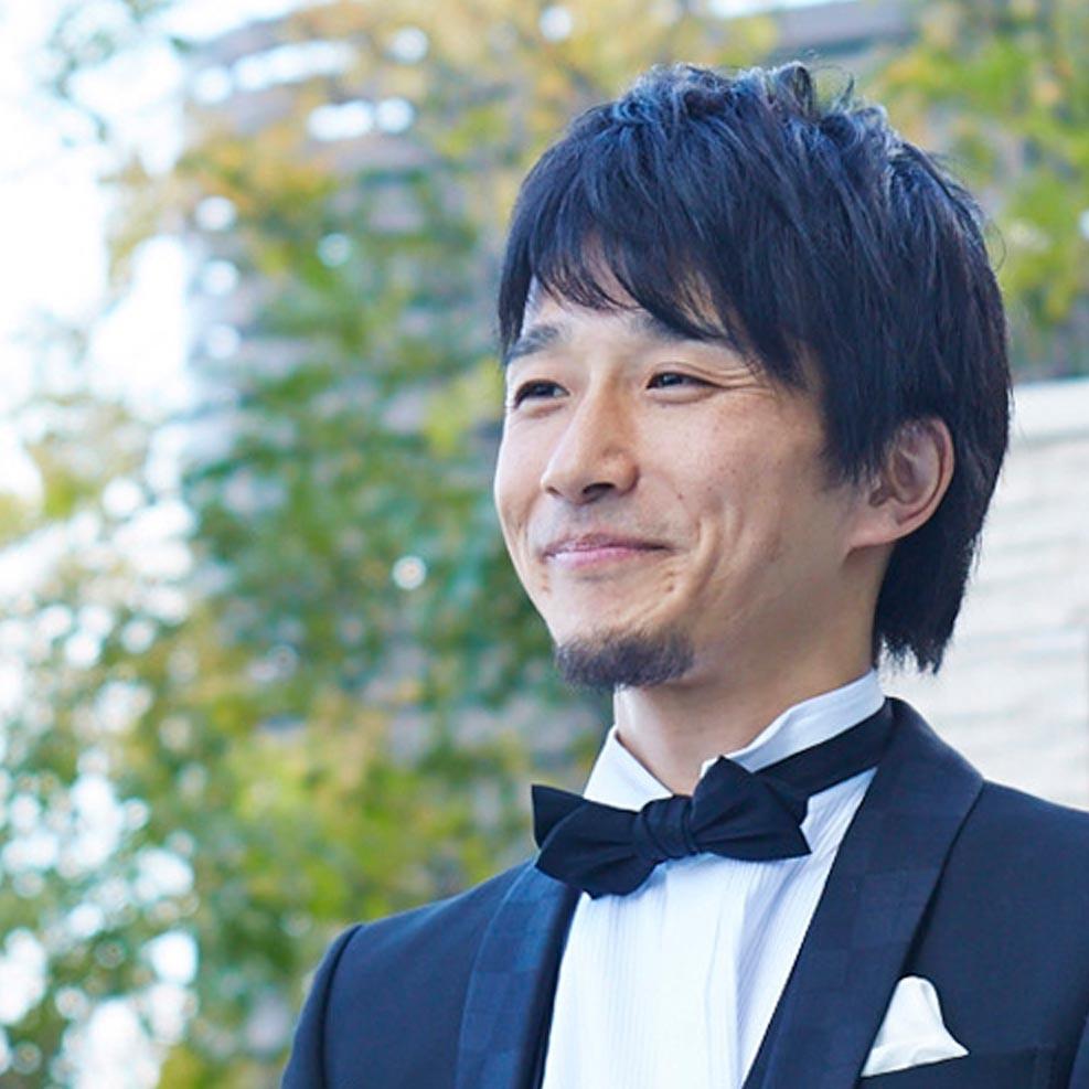 Ritratto dell'architetto Norio Yoshinaga