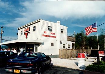 The original stand.