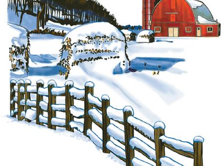 Farm to ECE During Iowa's Cold, Dark Winter