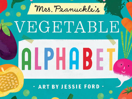 Book Review: 'Mrs. Peanuckle's Vegetable Alphabet'
