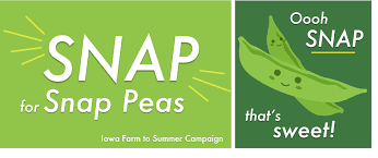 Oh Snap! FoodCorps Snaps for Snap Peas this Summer