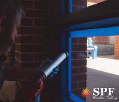 Safety & Security Films Work as a two-part system.