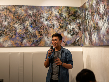 Finding Home: Artist Talk by Benedict Yu