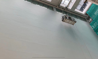 29 m x 12 m Mural