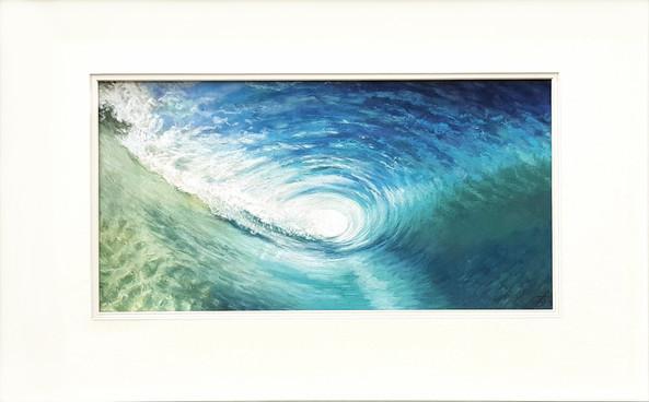 Iridescent Barrel Wave