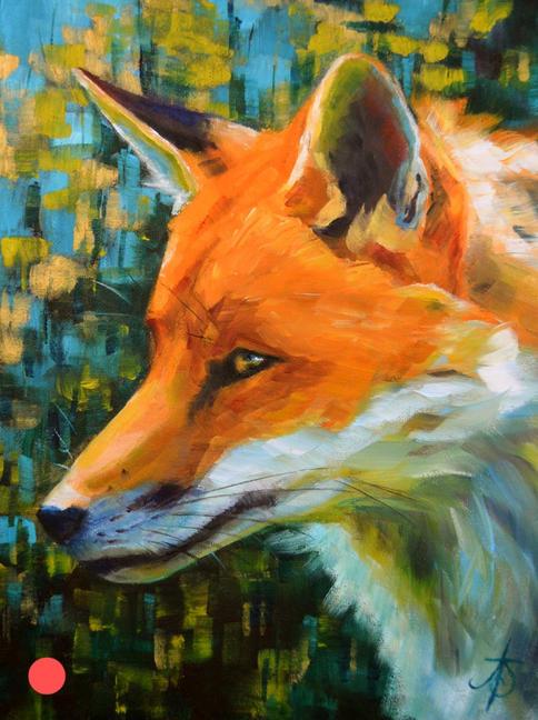 Vibrant Fox
