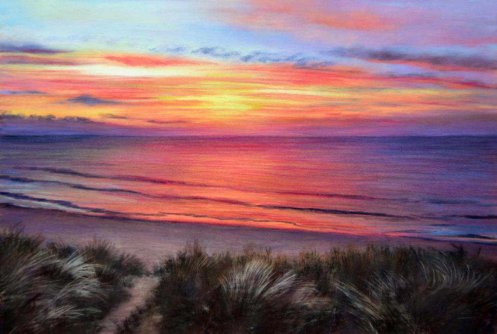 Hopeman Sunset