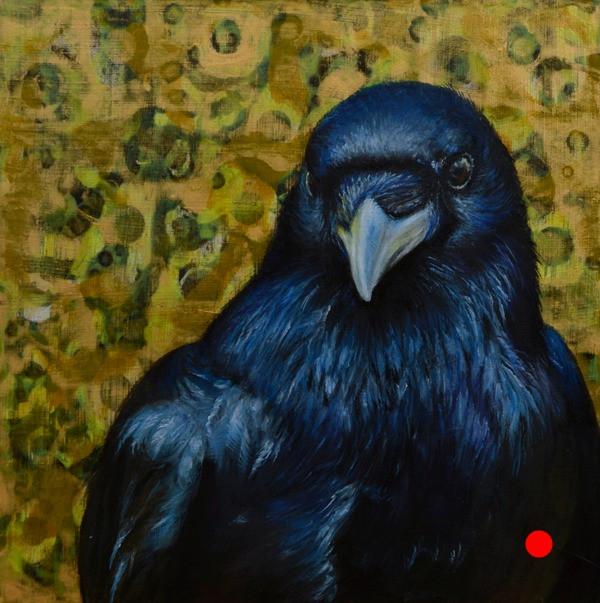 Muninn (Memory) Odin's Raven