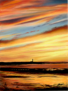 Colours over Covesea