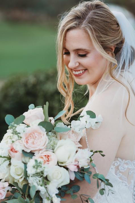 beautiful bride in Arizona