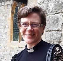 Image of Mother Jo Winn-Smith  St Mary's Church Thorpe, Surrey