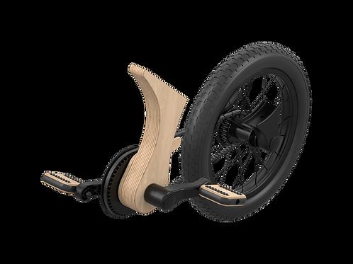 Add-on Pedal Bike