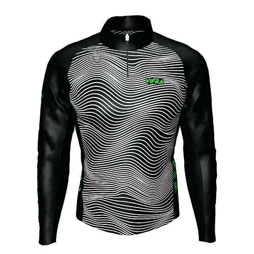 Maillot manches longues running
