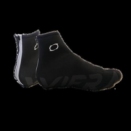 Couvre-chaussures d'hiver avec réflecteur