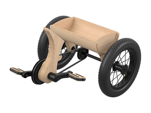 Add-on Tricycle