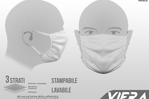 Masques sanitaire neutres Covid-19 certifiées