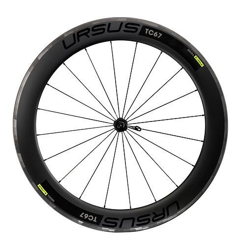 URSUS Miura TC67 (Wheelset)