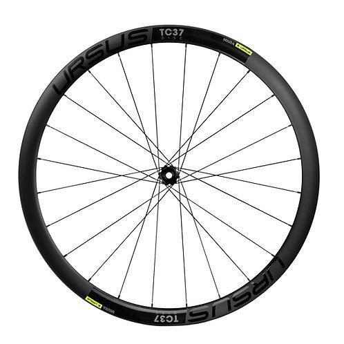 URSUS Miura TS37 EVO disc (Wheelset)