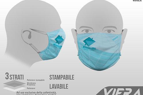 Masques sanitaire personnalisables Covid-19 certifiées