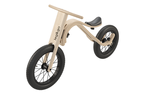 Balance Bike 3in1