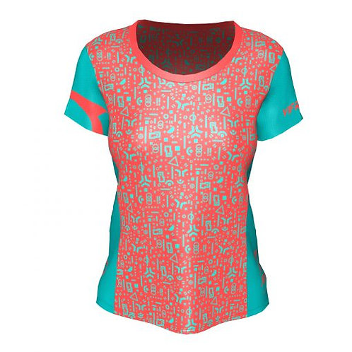 Maillot manches courtes running dames