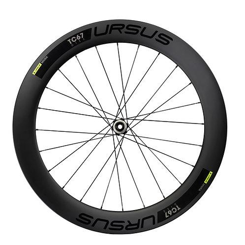 URSUS Miura TC67 disc (Wheelset)