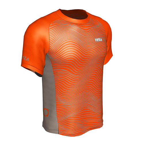 Maillot manches courtes running