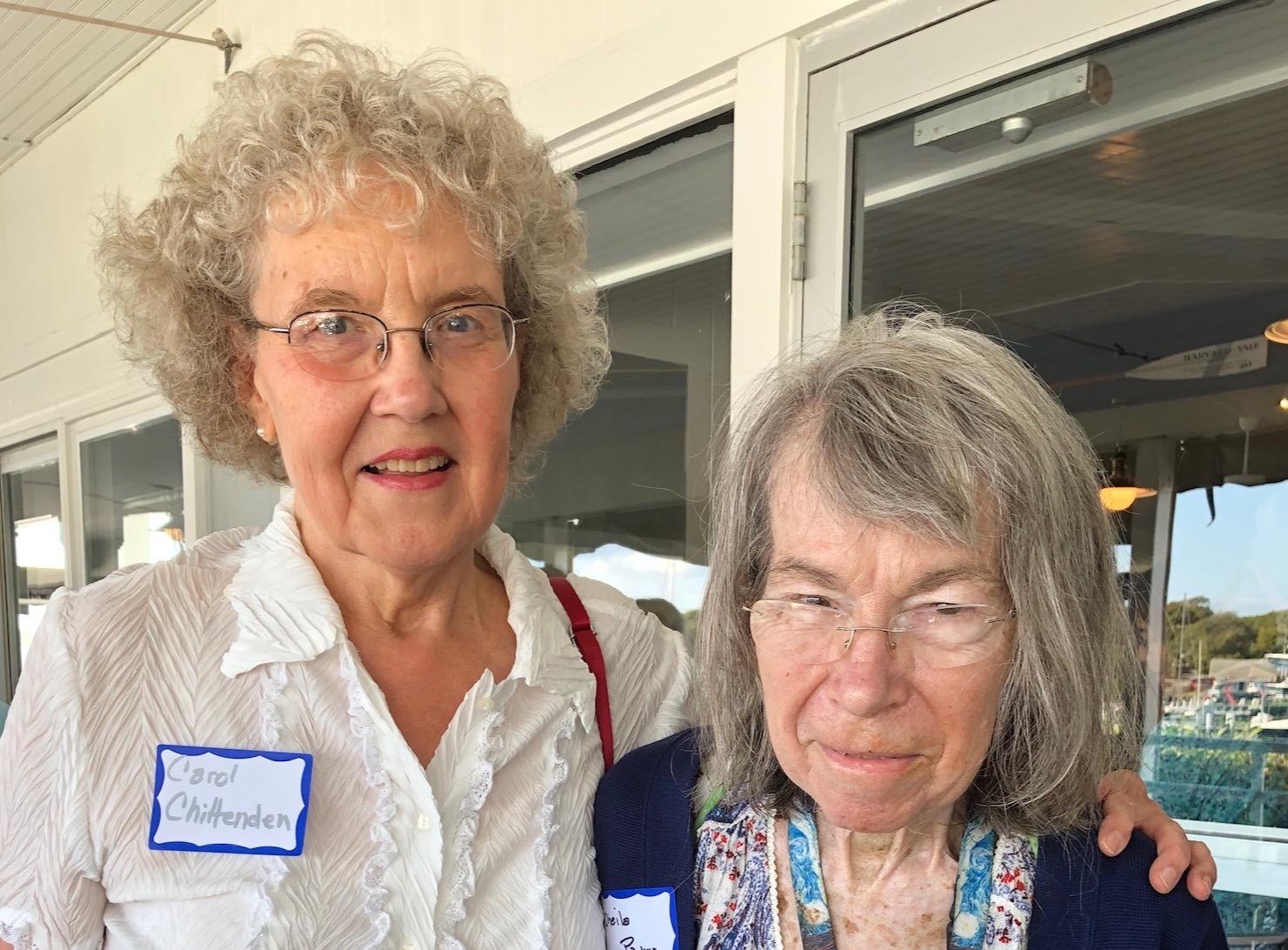 Carol and Sheila