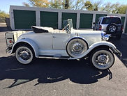 ford shay model a replica 1929