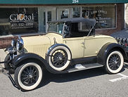 Shay model a roadster