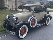 1929 ford shay model a replica