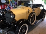 Shay model A for sale