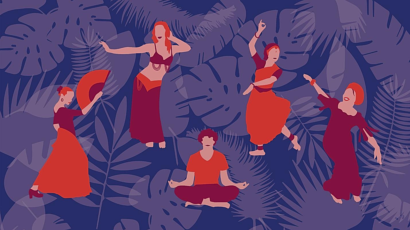 La Casa 108 Danse Yoga Pratiques Corporelles Bien-être