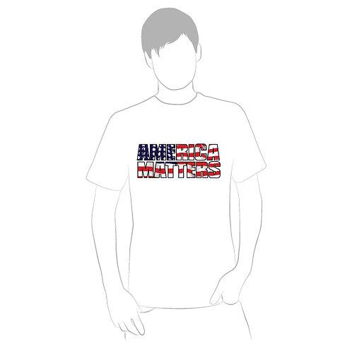 America Matters | Tshirt