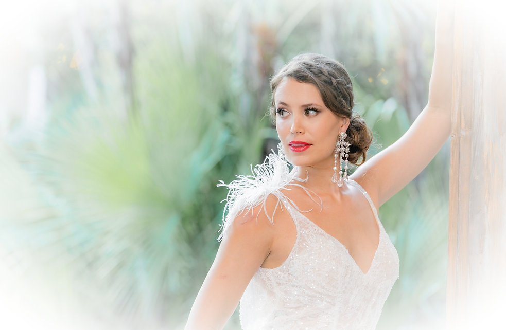 Southern Chic Bride