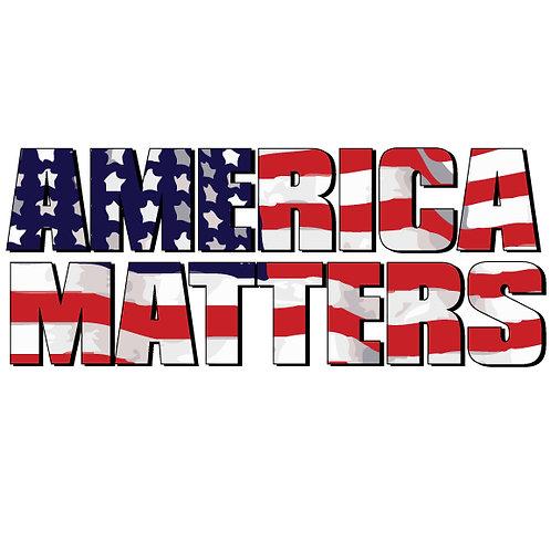 America Matters | Decal